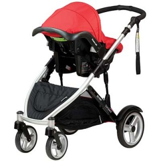Steelcraft Srtider Compact Prams Guide