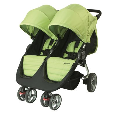 Steelcraft Agile Twin Forrest Prams Guide