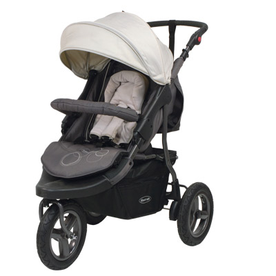 Steelcraft Eclipse 3 Wheel Prams Guide